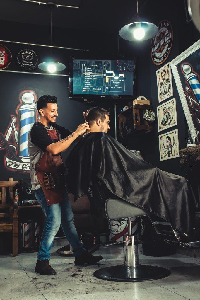Vanity Phone Numbers for Barber Shops